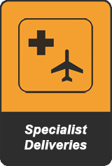 Specialist-deliveries